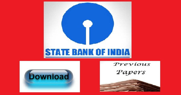SBI Clerk 2016 Previous Question Papers