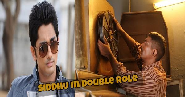 SIDDHU In Double Role