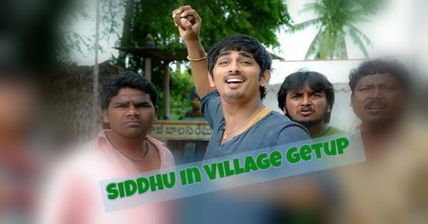 SIDDHU In Village Getup