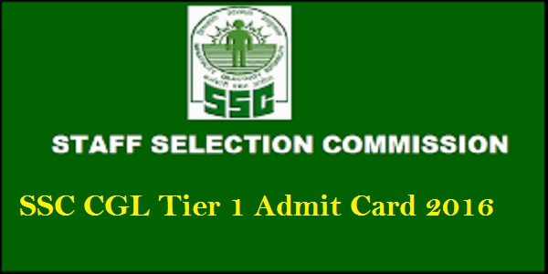 SSC-CGL-Tier-1-Admit-Card-2016