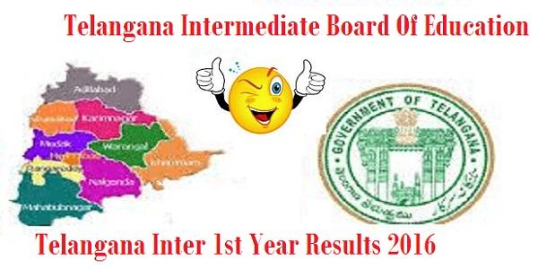 Telangana-Inter-1st-Year-Results-2016