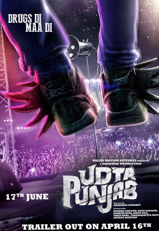 Udta Punjab-Trailer-Release