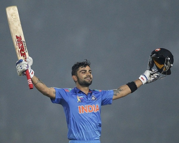 Virat Kohli-As-Captain