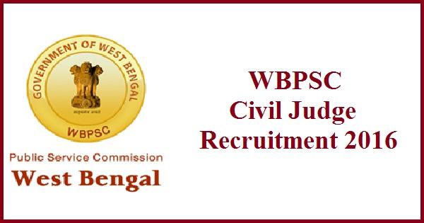 WBPSC-Recruitment-2016