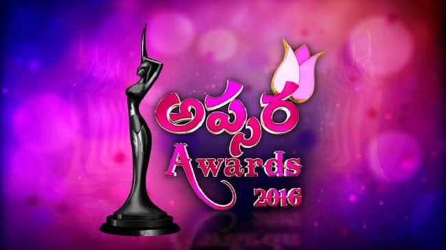 Zee Telugu Apsara Awards 2016 Full Video