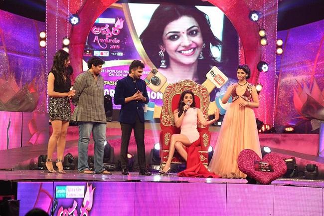 Zee Telugu Apsara Awards 2016 Photos (2)