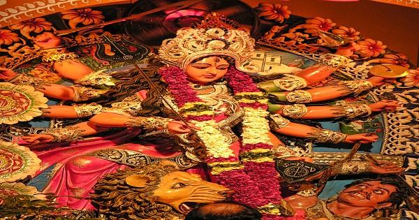 mata killed bhairava