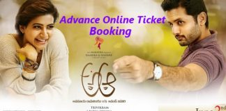 A Aa Movie Tickets Online Booking