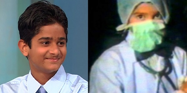 Akrit Jaswal Youngest Surgeon