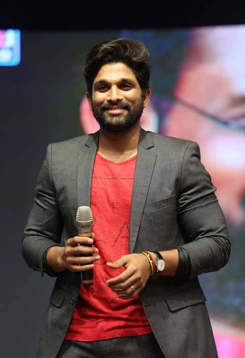 remuneration of Allu Arjun