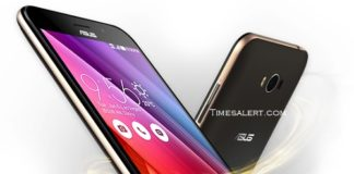 Asus Zenfone Max Smartphone