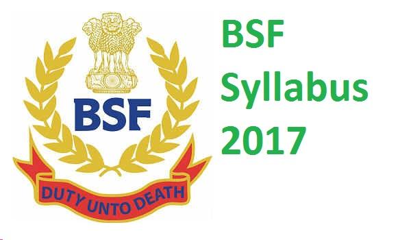 BSF Syllabus 2017