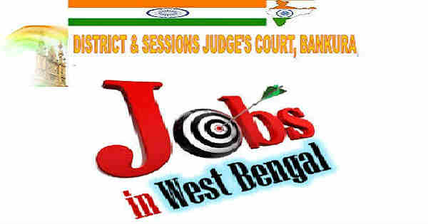 Bankura District Court Notification 2016