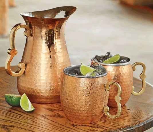 Benefits Of Drinking Copper Vessel Water
