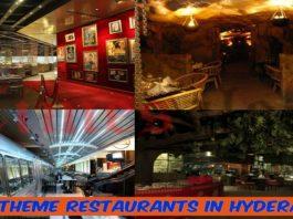 Best Theme Restaurants In Hyderabad