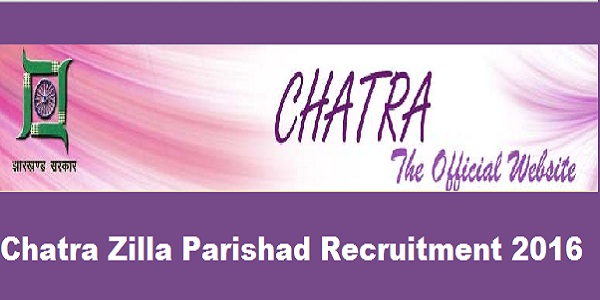 Chatra-Zilla-Parishad-Recruitment-2016