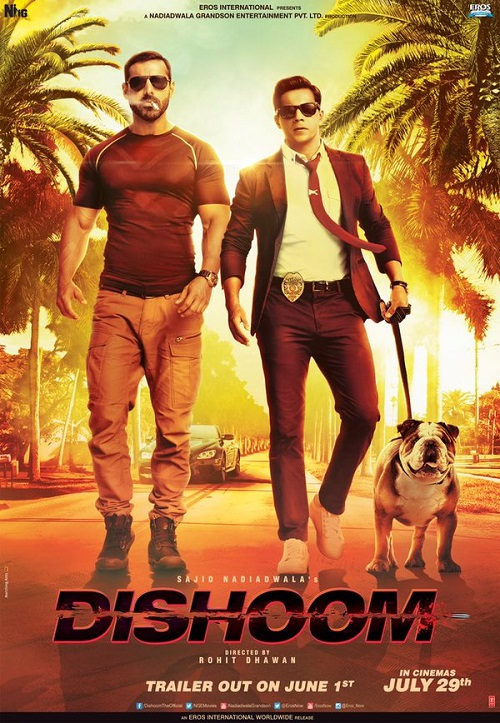 Dishoom Movie First Look Poster