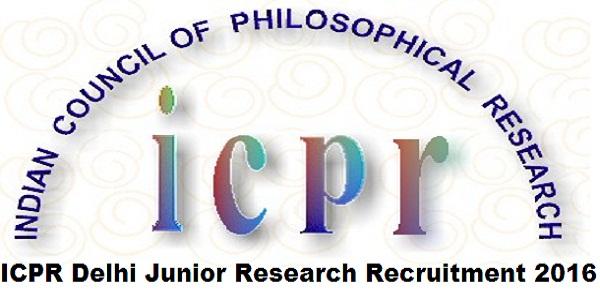 ICPR-Delhi-Recruitment-2016