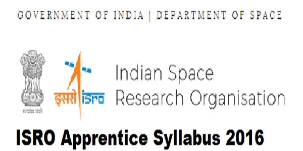 ISRO-Apprentice-Syllabus-2016