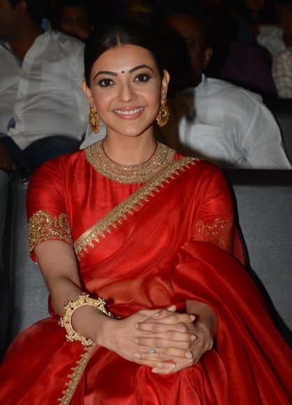 Kajal Aggarwal Photos At Brahmotsavam Audio Launch
