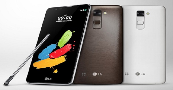 LG Stylus 2 Plus Features