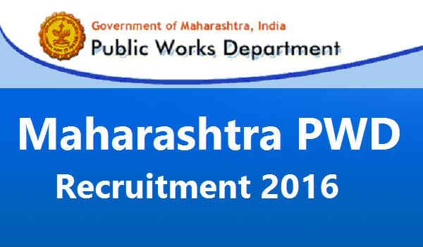 Maharashtra-PWD-Recruitment-2016
