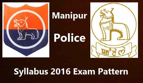 Manipur-Police-Constable-Syllabus-2016