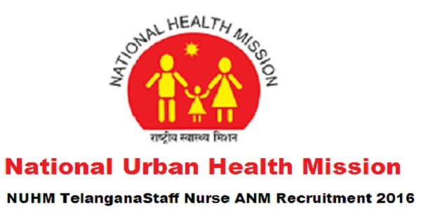 NUHM-Telangana-Recruitment-2016