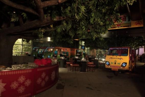 Nautanki Gali Restaurant