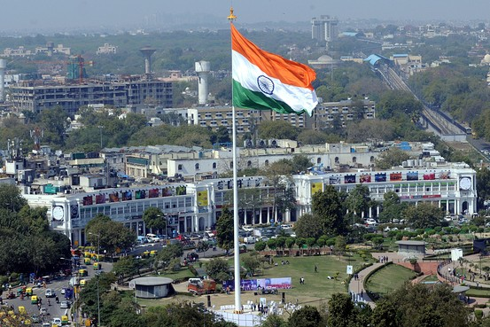 New-delhi-Largest-indian-flag-photo