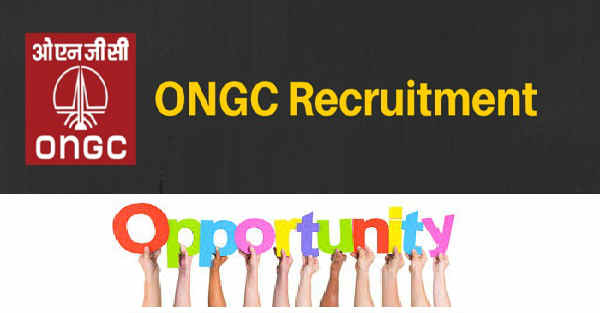 ONGC Recruitment 2016