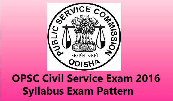 OPSC-Civil-Service-Exam-Syllabus-2016
