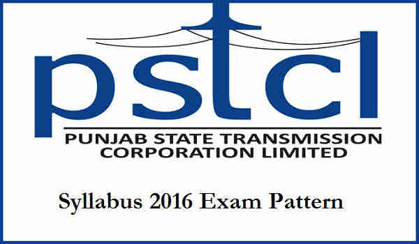 PSTCL Syllabus 2016