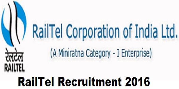 RailTel-Recruitment-2016