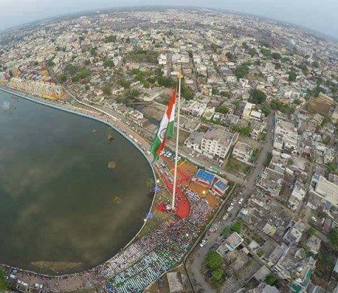 Raipur-Chhattisgarh-indian-flag-photo