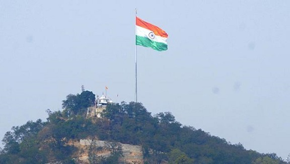 tallest_flagpole_india