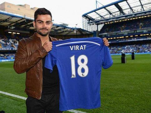 Reason Behind Virat Kohli Jersey Number