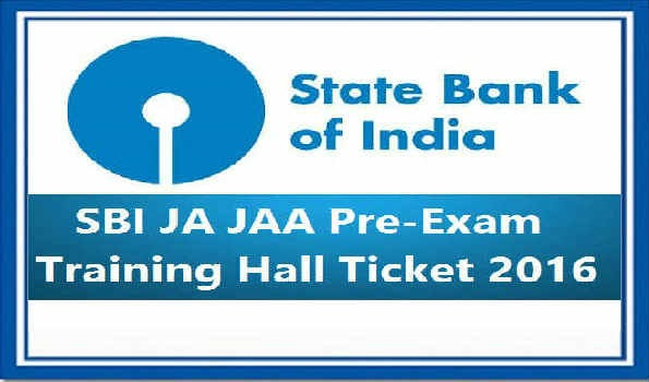 SBI-JA-JAA-Pre-Exam-Training-Hall-Ticket-2016