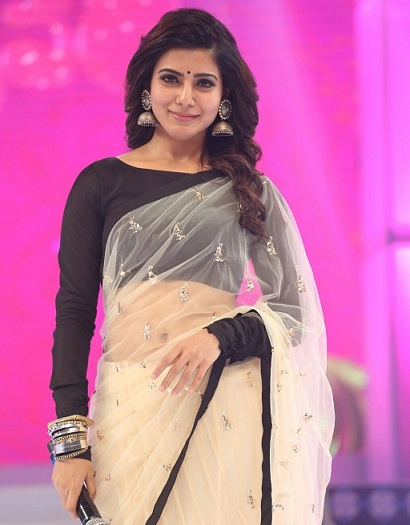 Samantha At Brahmotsavam Audio Launch Photos
