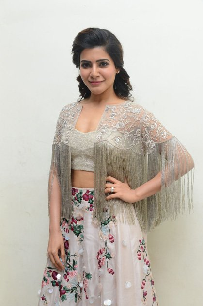 Samantha at A Aa Movie Audio Launch  (8)