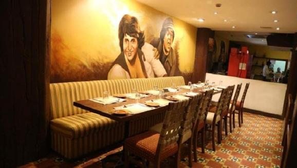 Sholay Restaurant