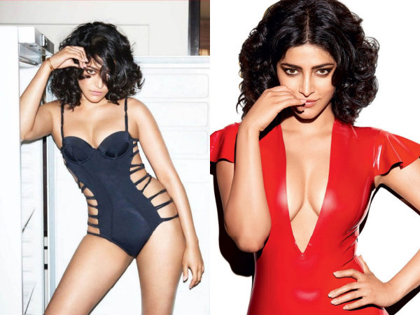 Shruti Haasan GQ Magazine May 2016 Photos