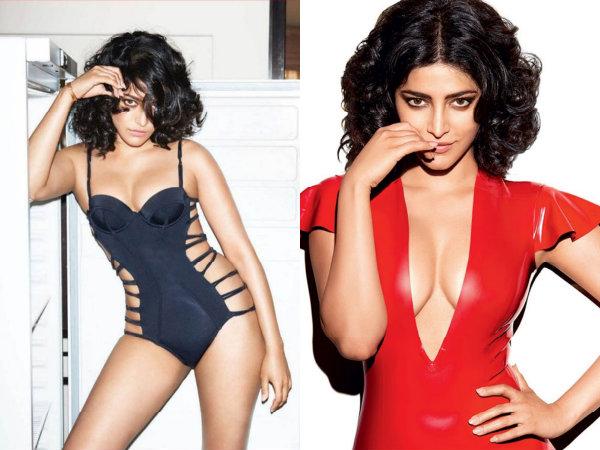 Shruti Haasan GQ Magazine May 2016 Photos
