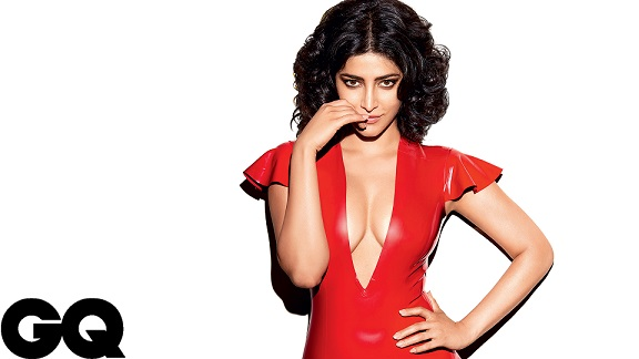 Shruti Haasan GQ Magazine photos