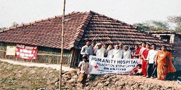 Subhashini Mistry build Hospital