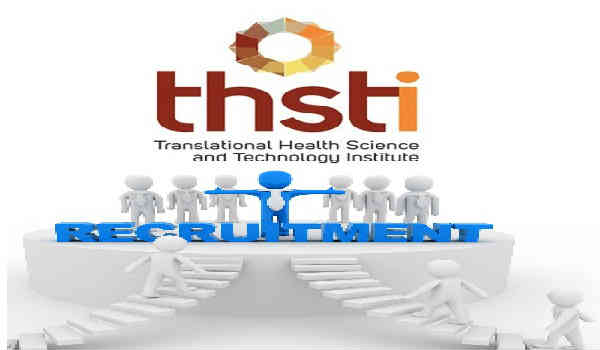 THSTI Recruitment 2016