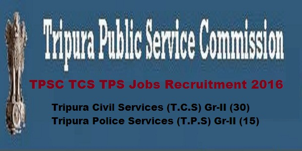 TPSC-Recruitment-2016