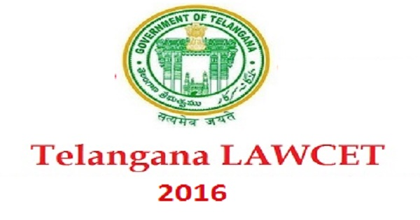 TS-LAWCET Hall ticket 2016