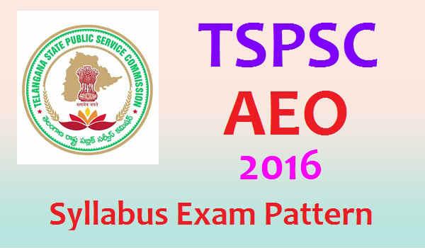 TSPSC-AEO-Syllabus-2016