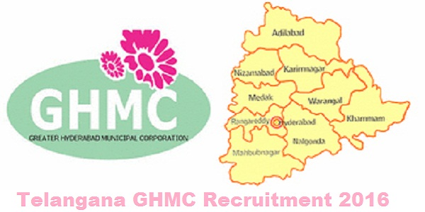 Telangana-GHMC-Recruitment-2016
